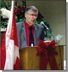 Prayer Canada - Direction - Rev Kelvin Beckstead